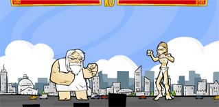 Boży pojedynek