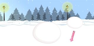 Snowman dress up