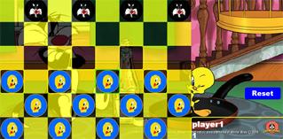 Looney tunes checker