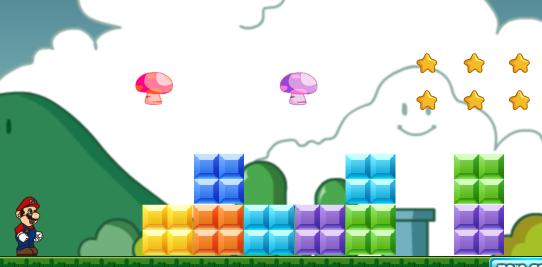 Mario rainbow island