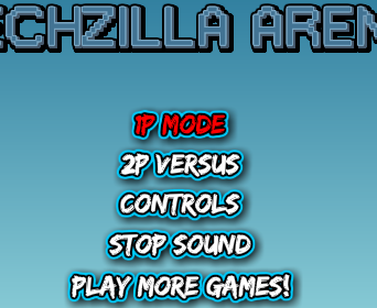 Mechzilla arena