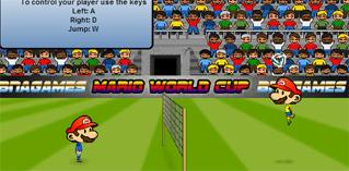 Mario world cup