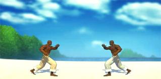Walka capoeira