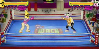 Dangerous fight