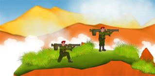 Bazooka Battle