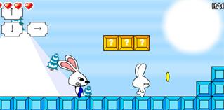 Bounty hunting rabbits