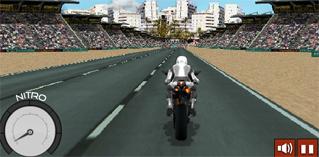 Super Bikes: Track