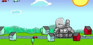 Dangerous tank