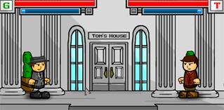 Tom vs gatsby